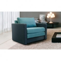 Fotelis lova Laura